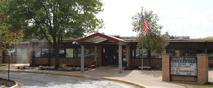 Grant Wood Elementary School building