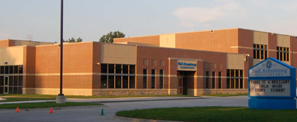 Neil Armstrong Elementary building