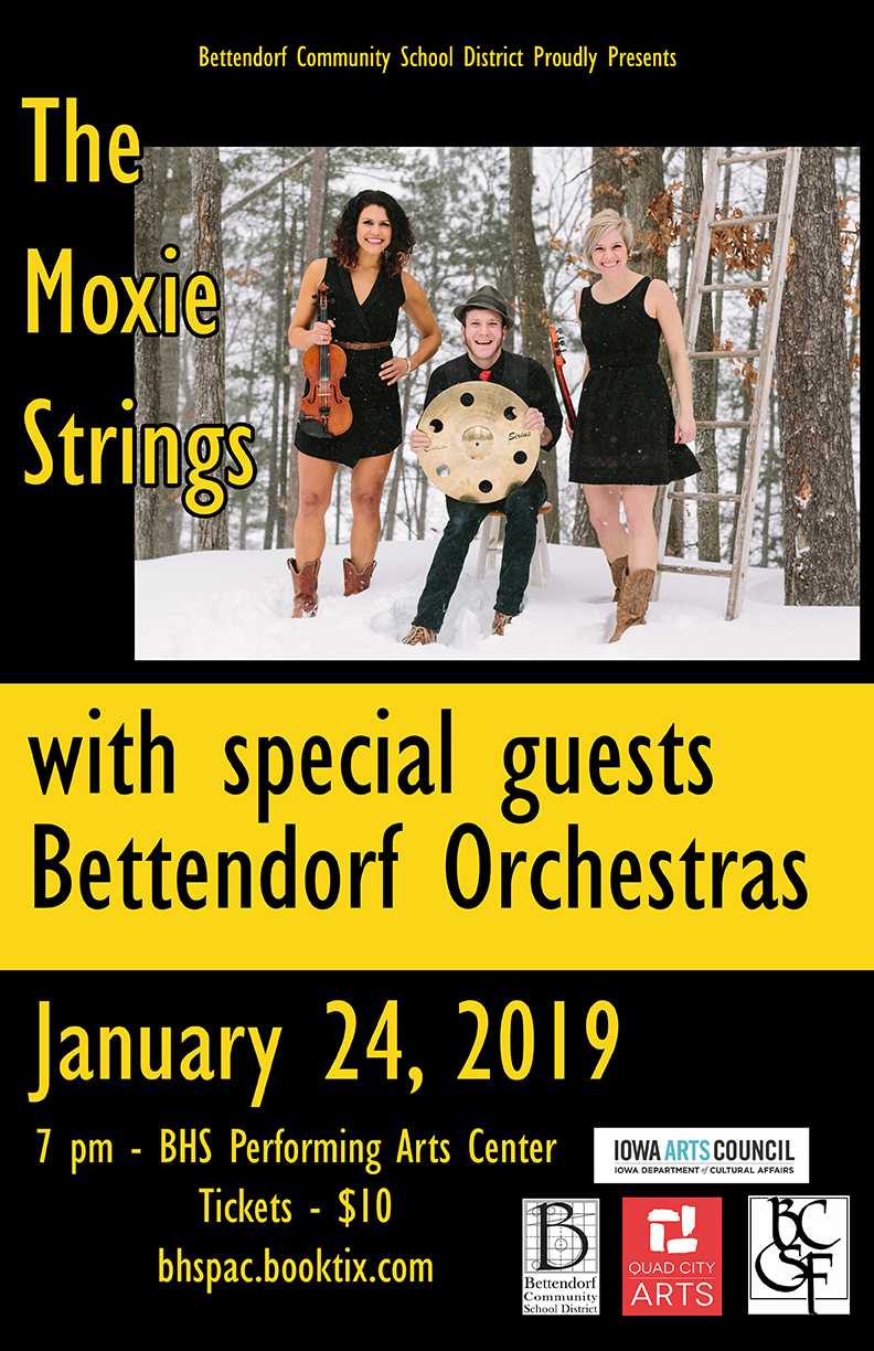 Moxie Strings poster
